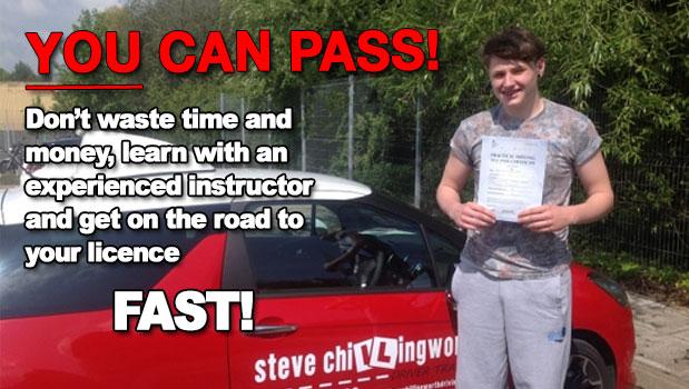 Steve Chillingworth Driver Training